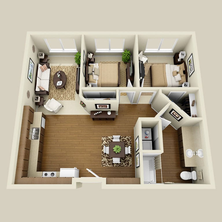 Ensemble Senior Living New Senior Las Vegas Apartments For Rent